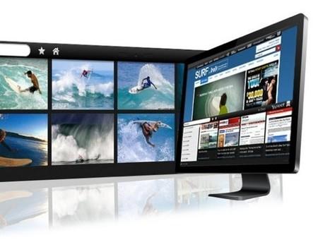 Yahoo Axis, un nouveau navigateur web sur iOS | Gestion de contenus, GED, workflows, ECM | Scoop.it