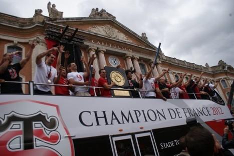 Tou-lou-sains ! Tou-lou-sains ! Tou-lou-sains ! | Toulouse La Ville Rose | Scoop.it