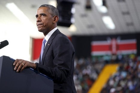 Obama's Canny Gay Rights Push in Kenya | Gay News | Scoop.it