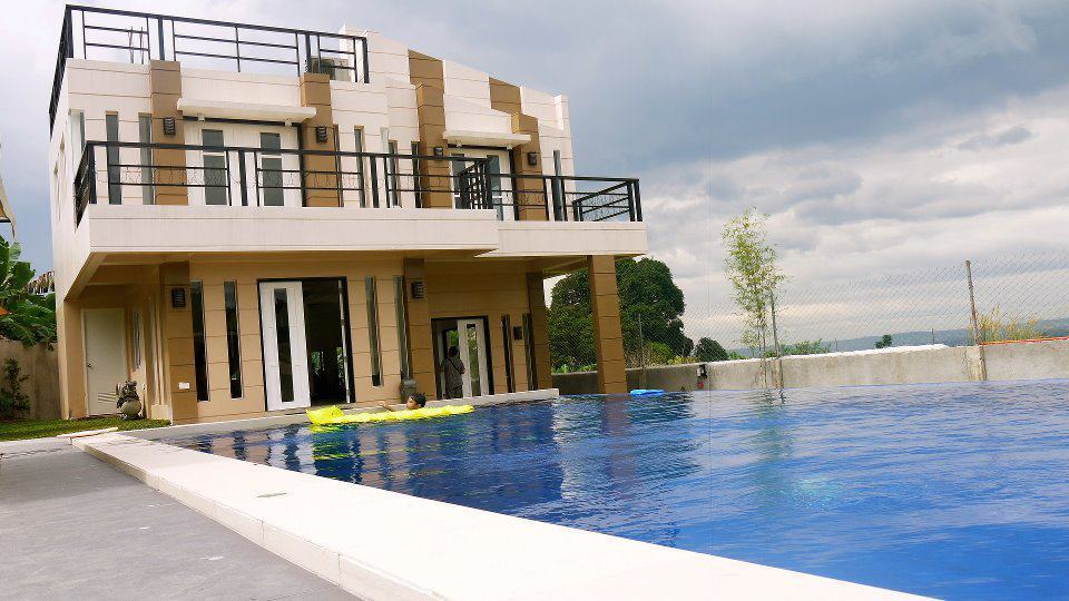 Louisse private resort private swimming pool for 8 salon taytay rizal