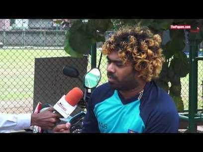 (Video) Malinga hopes to make comeback from injury next month during South Africa tour | Sri Lanka Cricket | Scoop.it