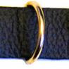leather slave collars