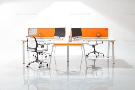 Office Workstation | Modular Office Furniture | Scoop.it