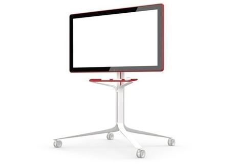 Google dévoile sa version moderne du tableau blanc, le Jamboard | Elearning, pédagogie, technologie et numérique... | Scoop.it