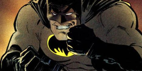 Frank Miller, Batman et le choc des civilisations | BD et histoire | Scoop.it