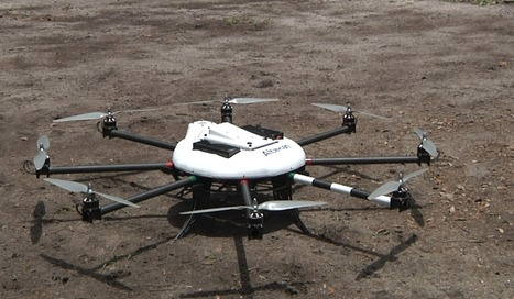 Drone Technology Helps Florida Farmers Cut Costs | Ag app | Scoop.it