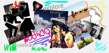 Wollage , the social-scrapbook! | Personal Learning Network | Scoop.it