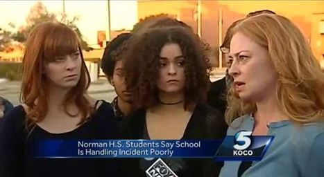 Oklahoma High Schoolers Will Walk Out Of Class Today To Protest The Bullying Of Rape Victims | SocialAction2014 | Scoop.it