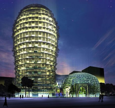 7 Sustainable Office Buildings for the Future | Appreciative Inquiry | Scoop.it