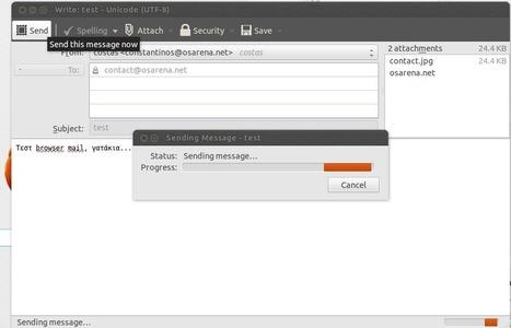 Στείλτε mails, απ' ευθείας από τον browser σας, χωρίς κάποια υπηρεσία | jginis | Scoop.it