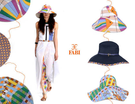Wide-brimmed hats, the sophisticated elegance of the floppy hat   Le Marche & Fashion   Scoop.it