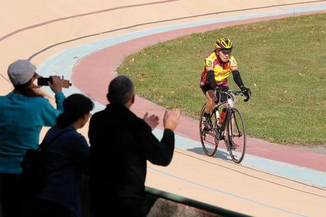 104-year-old cyclist named world's greatest centenarian athlete | Lauri's Environment Scope | Scoop.it