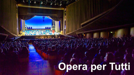 Crowdfunding for Performing Arts: Opera Di Firenze on Stage - Crowdfund Insider | OperaMania | Scoop.it