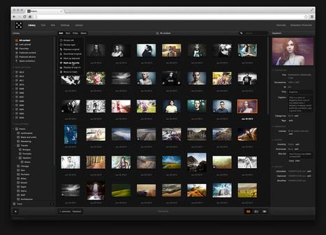 Koken - Creative website publishing   artesaniaflorae   Scoop.it