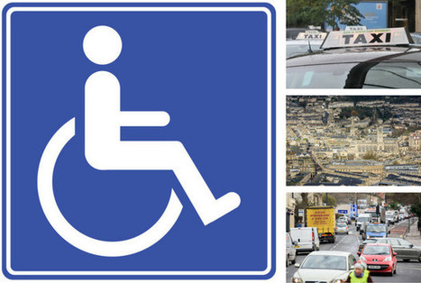 ​How many taxis are wheelchair accessible in Bath? | Accessible Travel | Scoop.it