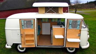 volkswagen t1 bus westfalia camper 90000 kms 19. Black Bedroom Furniture Sets. Home Design Ideas