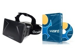 Oculus Rift + Vizard Software Toolkit: Your Chance To Win!   WorldViz, LLC.   Virtual Reality Software   Immersive Virtual Reality   Scoop.it