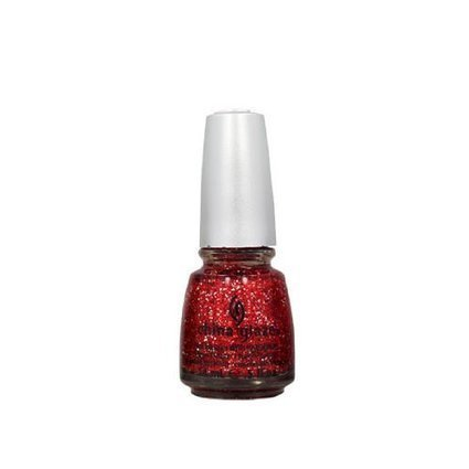China Glaze Nail Polish Eye Candy 3d LOVE MARIL