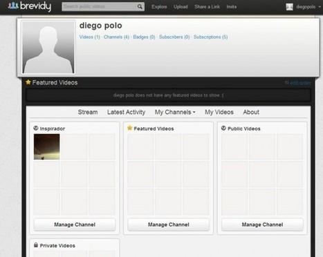 brevidy – Excelente solución para gestionar y compartir vídeos   eduvirtual   Scoop.it