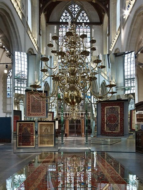 Passion for Perfection, Islamic art from the Khalili Collections in Amsterdam   Islamic Art   Scoop.it