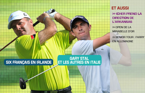 Ultime répétition avant l'Open | Golf News by Mygolfexpert.com | Scoop.it