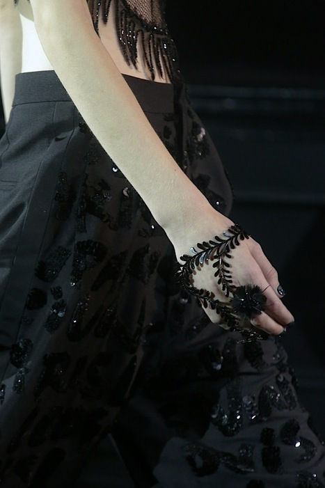 Marc Jacobs for Louis Vuitton S/S 2014 : Black Swan Song | How to say goodbye? | Fashion & more... | Scoop.it