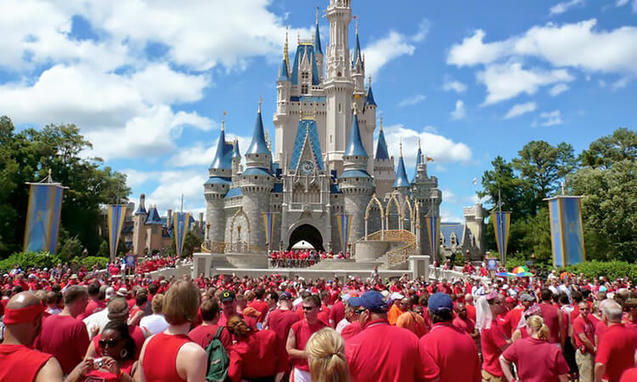 Gay Pride is Lighting Your Fire for More? One Magical Weekend is Back at Disney for Gay People