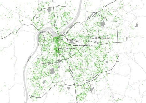 Why You Should Be Skeptical of Most Twitter Maps | Web 2.0 et société | Scoop.it