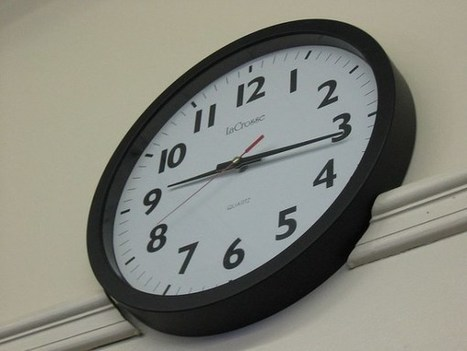 How Teachers Can Make Better Use of Time | Specific Learning Disabilities | Scoop.it