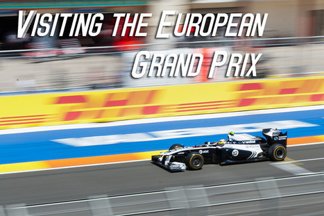 Behind the Scenes at the Grand Prix Formula 1 ofEurope | Just Story It! Biz Storytelling | Scoop.it