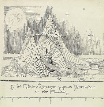 The Hobbit as JRR Tolkien imagined it – in pictures | 'The Hobbit' Film | Scoop.it