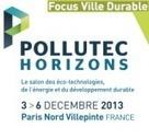 Pollutec Horizons : Le salon des éco-technologies, de l'énergie et du développement durable   Economie Responsable et Consommation Collaborative   Scoop.it