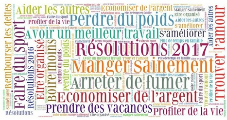 Les bonnes résolutions | POURQUOI PAS... EN FRANÇAIS ? | Scoop.it