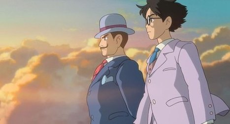 The Wind Rises: An Animation Master's Last Flight? - TIME | Machinimania | Scoop.it