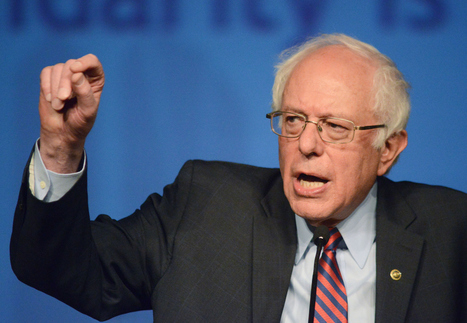 Bernie Sanders Is Going To the Vatican But Not Without Controversy | PrivatePractice | Scoop.it