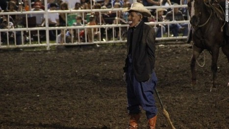 Rodeo clown mocks Obama at Missouri State Fair | Community Village Daily | Scoop.it