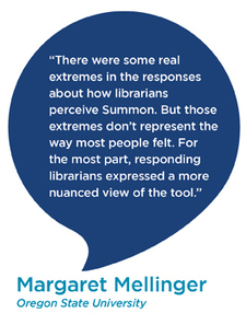Librarian Perceptions on Web-Scale Discovery (The Summon Service and Information Literacy)   Information Literacy - Education   Scoop.it