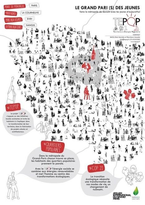 Le projet TEPOP l Le grand Pari(s) des jeunes | Innovations sociales | Scoop.it