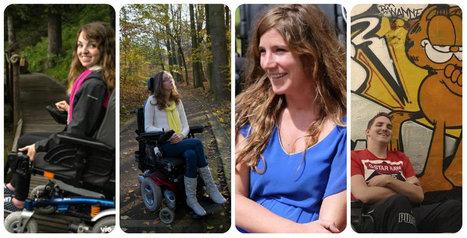 Audrey, Blandine, Olivia et Rudy... blog-trotteurs en fauteuil roulant | Remue-méninges FLE | Scoop.it