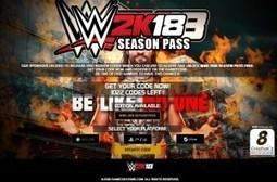 WWE 2K18 Season Pass Code Generator Free - Welc