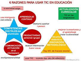 ¿Por qué las TIC en Educación? ¿Qué debería hacer la Administración Educativa? 1/2 #classtransmedia | Noticias, Recursos y Contenidos sobre Aprendizaje | Scoop.it