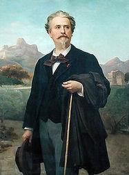 8 septembre 1830 à Maillane (Bouches-du-Rhône) naissance de Frédéric Mistral | Racines de l'Art | Scoop.it