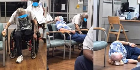 Photos Showing 'Shameful' Scenes At VA Hospital Prompt Investigation | Veterans Affairs and Veterans News from HadIt.com | Scoop.it