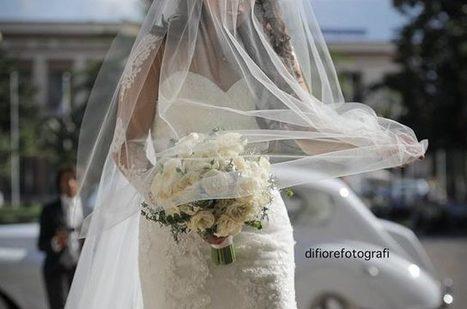 da855759f8bb Matrimonio di fine estate. L alternativa al bouquet di peonie.