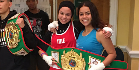 These Teen Boxers Show Us All The Real Meaning Of Sportswomanship | Fabulous Feminism | Scoop.it