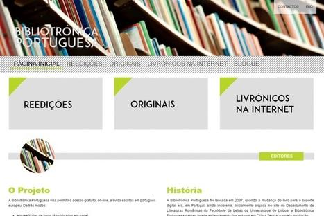Livrónicos na Internet | livros electrónicos | Scoop.it