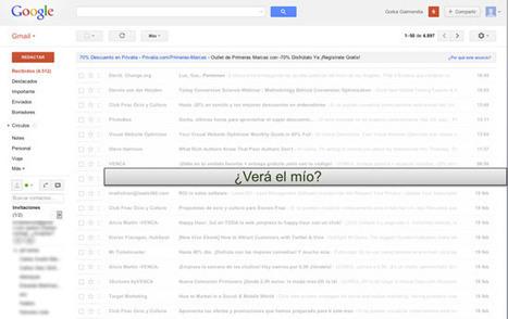 Redactar emails que se abren, se leen y se clican (1) | Redacción de contenidos, artículos seleccionados por Eva Sanagustin | Scoop.it