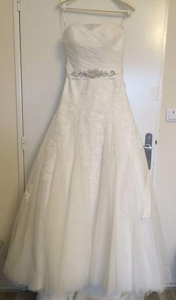 Robe de mariée neuve Pronovias + accessoires - Tarn | Robes de mariée d'occasion | Scoop.it