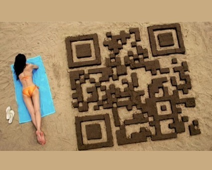 25 Smart And Creative Ways To Implement QR Codes | Creative Nerds | timms brand design | Scoop.it
