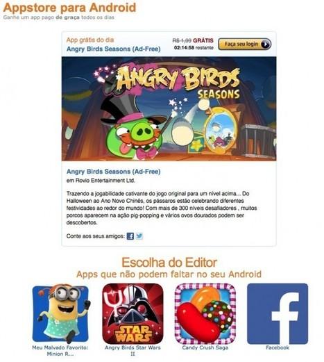 Boa notícia: Amazon anuncia loja de aplicativos Android no Brasil, com ... - BR-Linux | Hoje na WEB | Scoop.it